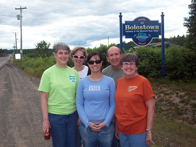 Sightseeing Central New Brunswick