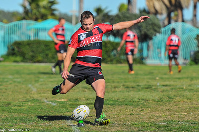 Old Aztecs vs Santa Monica 2-6-2016
