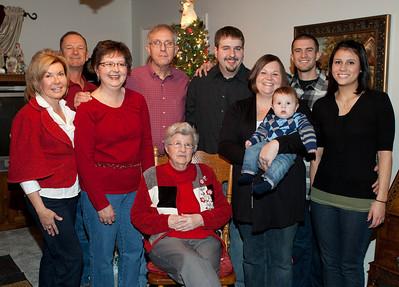 Anna Shaw's Family