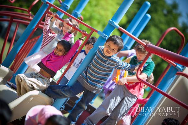 Montessori School of Fremont | Playground