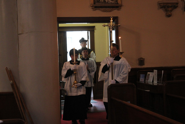 All Souls Day  - Requiem High Mass at Star of the Sea