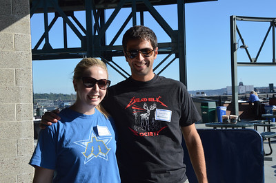 2013 Alumni Mariners Game Event