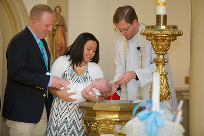 Sean's Baptism