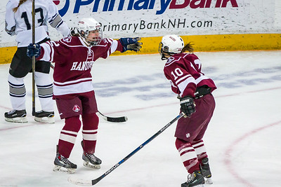 HHS GIRLS HOCKEY VS EXETER NH D1 STATE CHAMIONSHIP GAME 2017