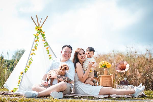Toby & MinYee Family Photos