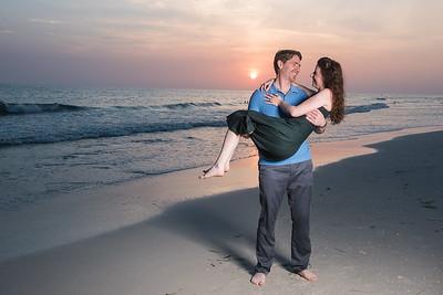 Joe + Stephanie / Surprise engagement / May 27, 2020