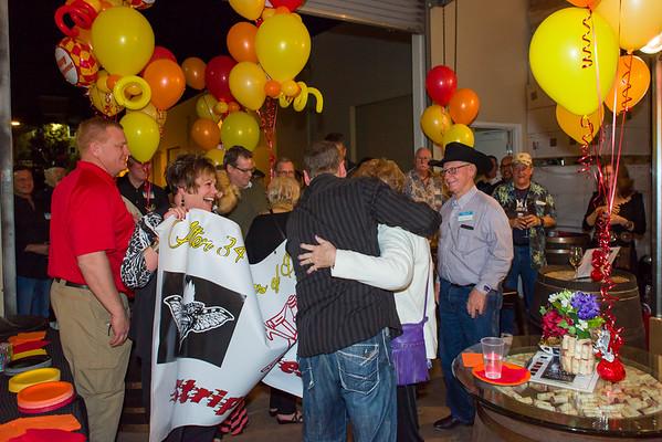 Capt. Dale's Surprise Retirement Party