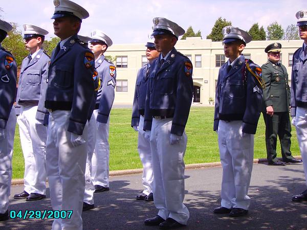First Parade
