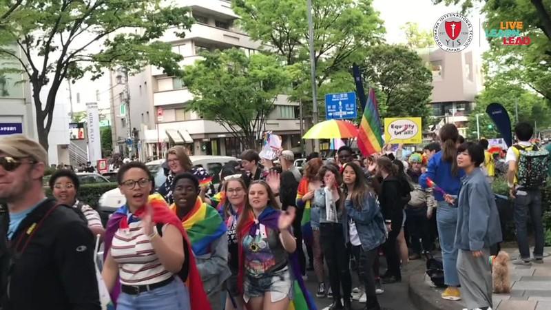 Tokyo Pride Parade 2019