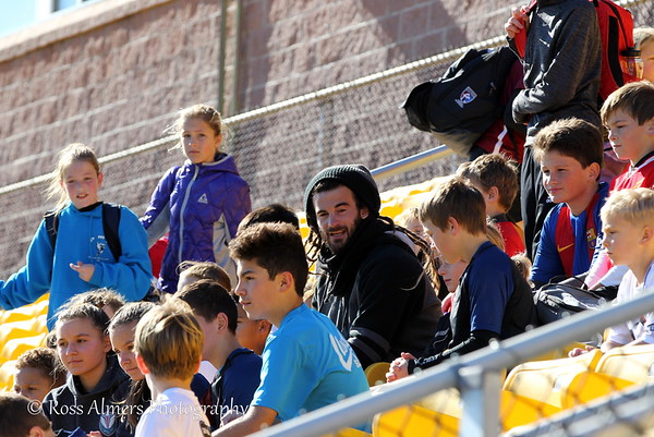 Kyle Beckerman Kids Camp and Lunch 2016