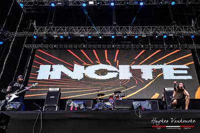 Incite (USA) @ Hell & Heaven Metal Fest - Foro Pegaso - Toluca - México