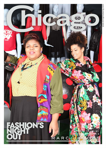 Marc Jacobs - Fashion's Night Out - Chicago, Illinois - Marc by Marc Store