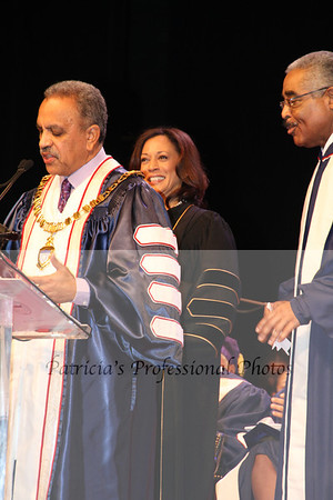 Charter Day Convocation Howard University 2012