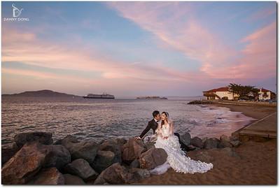 Michelle & Max Wedding