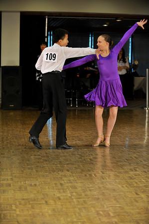 Katrina and David AWC11