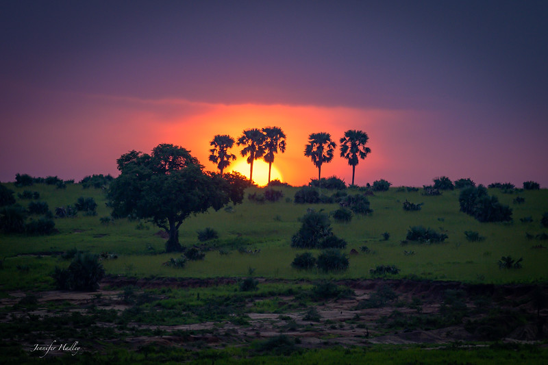 sunset last night in uganda.jpg
