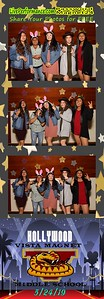 5/24/19 Vista Magnet 8th Grade Dance - Photo Booth PhotoStrips