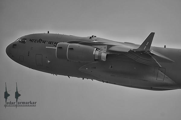 C-17 Globemaster III Delivery