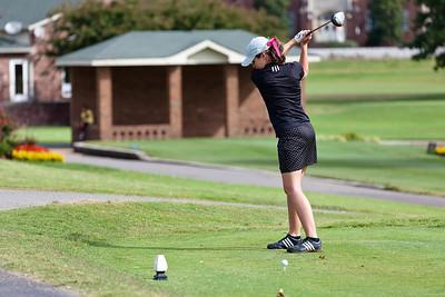 Women's Golf 101111