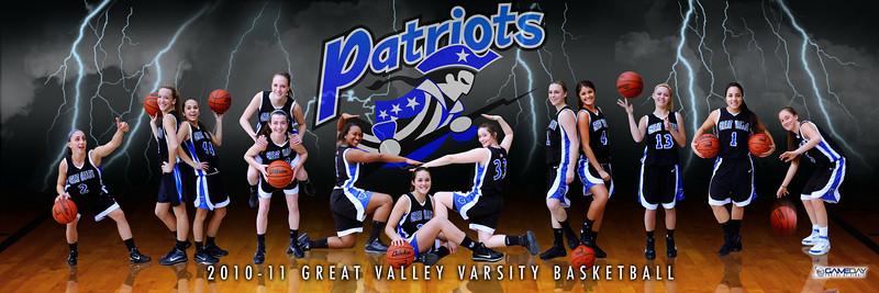 Great Valley High School-Girls
