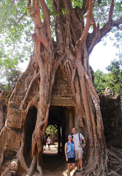 Ta Som - Angkor Archaeological Park