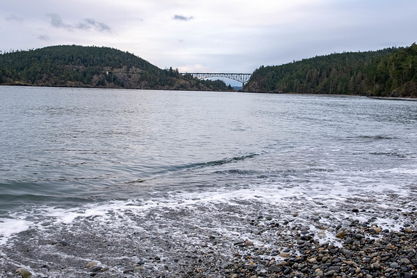 Deception Pass and Ferry