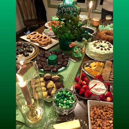 Erin's 2018 St. Patrick Party
