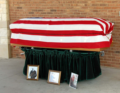Jerry Funeral - VA Cemetery