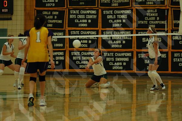 MDI volleyball v Bucksport