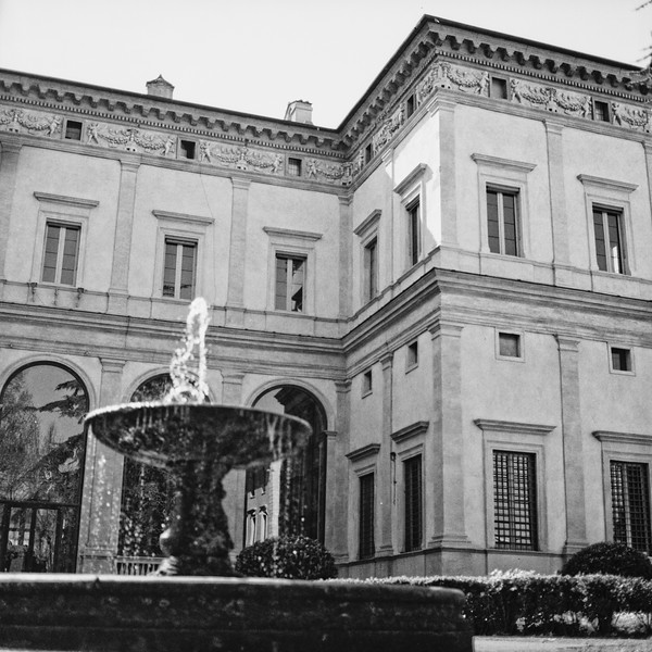 Archtecture in Rome Photograph 1