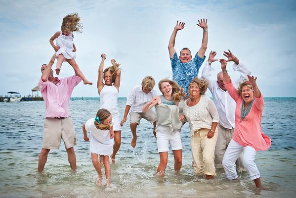 Jenschke Family - Belize - 3rd of July 2014