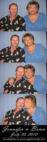 Jennifer & Brian (7-30-2010)