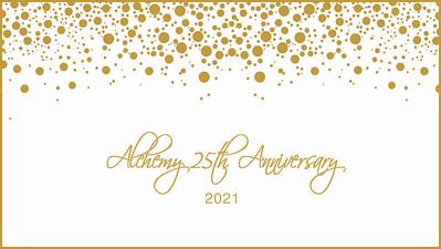 10.07 Alchemy 25th Anniversary – 2021
