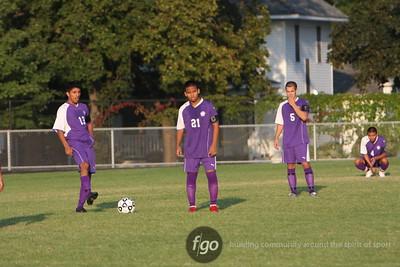 Southwest v Roosevelt Boys Soccer 9-17-09