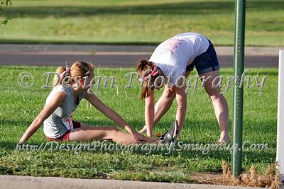 5K Run/Walk - Rocky Mountain State Games, 2012