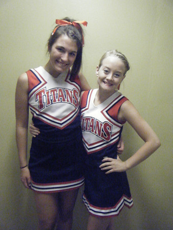 2010-2011 Cheerleaders