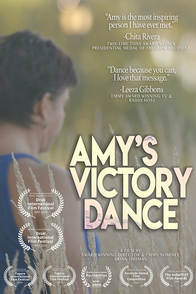 Amy's Victory Dance - An award winning feature documentary film.