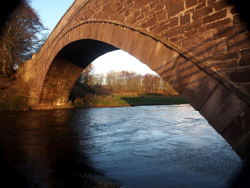Stannochy Bridge.  16/03/14