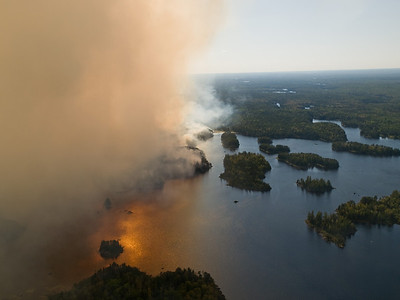 Pagami Creek Fire (MN, 2011)