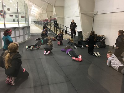 Figure Skater Bootcamp with Signe Ronka