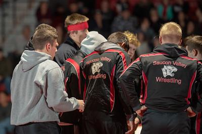 SVHS Wrestling vs Southern Lehigh