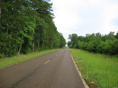Davy Crockett National Forest Ride June '07