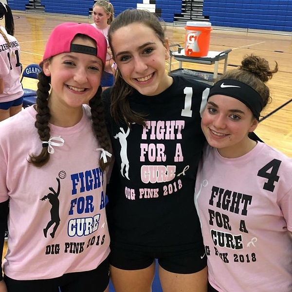 City boundaries and separate high schools may divide them, but they'll always be @adversityvbc teammates