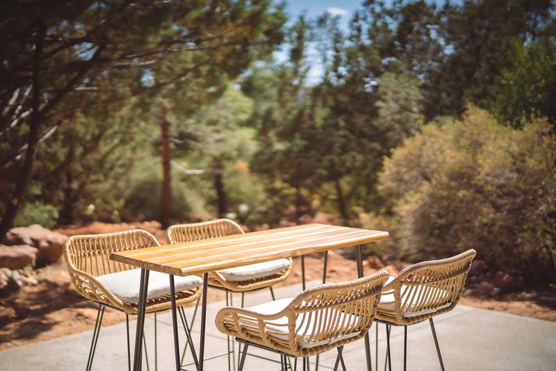 Vista Vacation House Airbnb - Sedona Vegan Guide