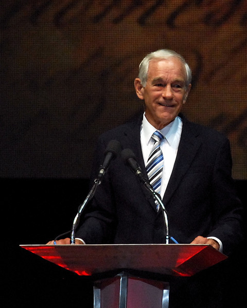 RON PAUL TAMPA RALLY 2012