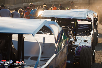 Lebanon Valley Speedway - August 22, 2020 - Matt Sullivan