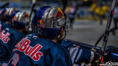 Eishockey DEL - EHC RedBull München - Krefeld Pinguine 19.12.2017