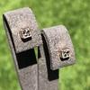 .52ctw Asscher Cut Diamond Bezel Stud Earrings, 18kt Rose Gold 17
