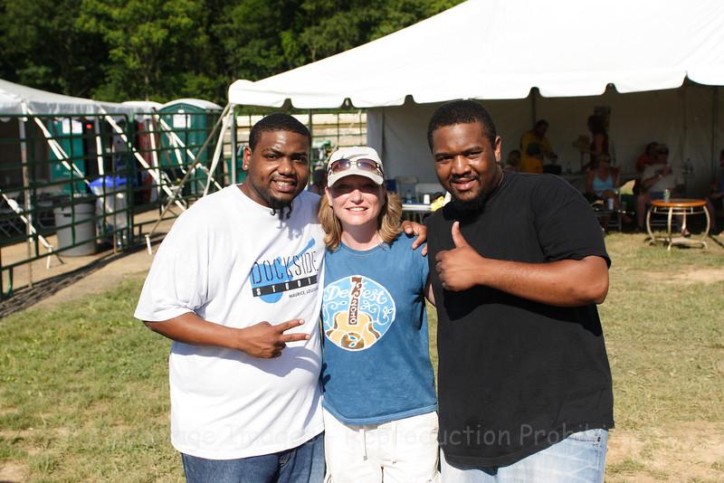 DelFest 2010 - The Lee Boys
