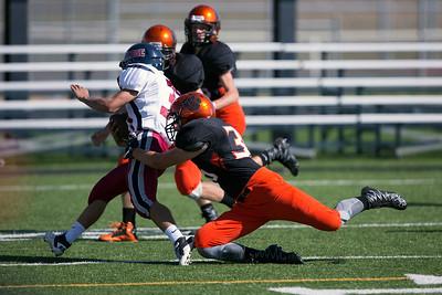 091716 Erie JV v Northridge Football